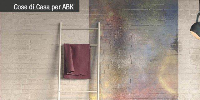 Con DO UP di ABK la ceramica da rivestimento diventa flessibile