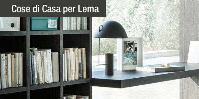 Lema arredamento casa mobili e collezioni for Arredare lo studio