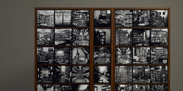 Dayanita Singh: Museum of Machines