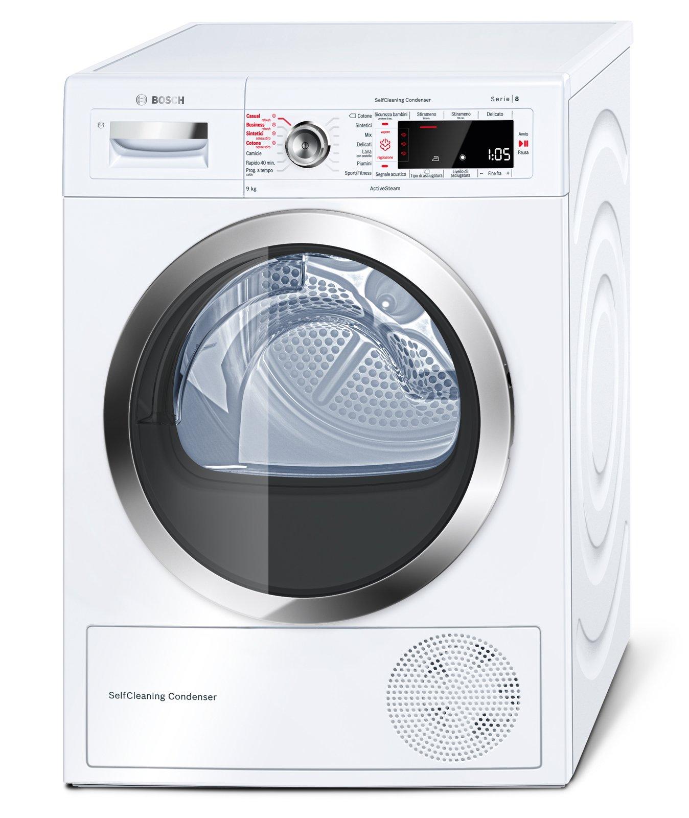 Lavatrice Ed Asciugatrice Sovrapposte asciugatrici: vantaggi in termini di tempo e spazio - cose