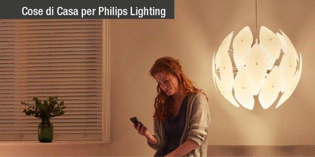 Lampade: fascino vintage e spirito hi-tech nelle nuove luci Philips