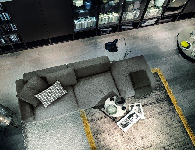 Dividere con i mobili 5 soluzioni lema cose di casa for Piani di casa di 1250 piedi quadrati