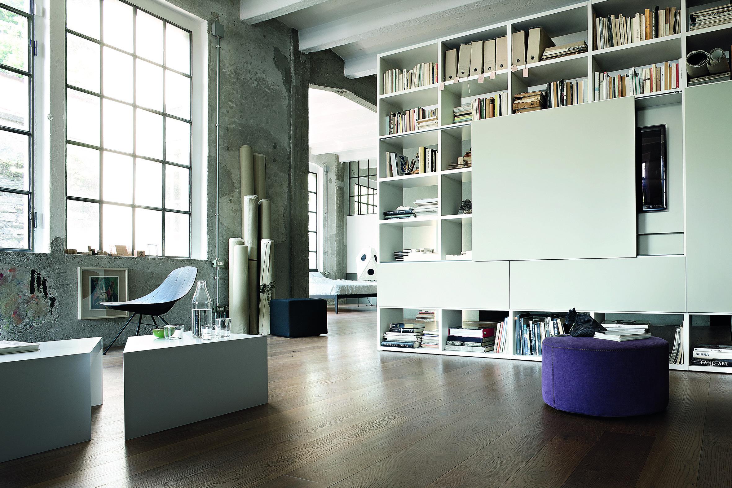 Dividere con i mobili 5 soluzioni lema cose di casa - Mobili separatori ...