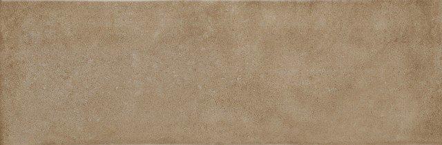 La piastrella rettangolare Clayline di Marazzi in gres unisce l'estetica del cotto e del cemento. Un elemento misura 22 x 66,2 cm.