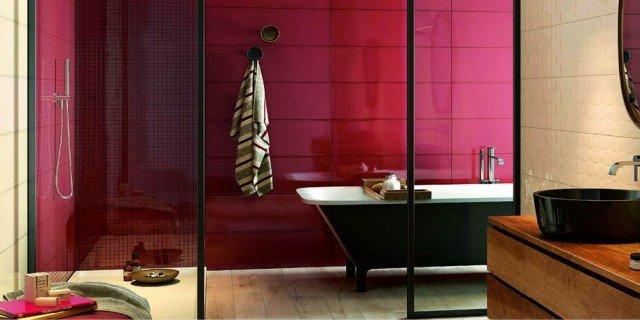 Bagni piastrelle con cose di casa di ottobre cose di casa - Mettere piastrelle bagno ...
