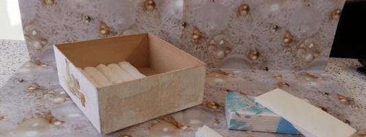 Fai da te decorare e abbellire cose di casa for Porta anelli fai da te