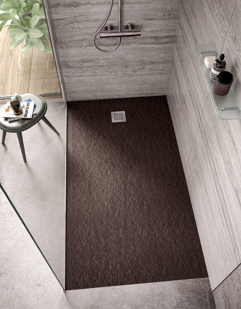 Popolare Nuovi piatti doccia effetto pietra - Cose di Casa TF73