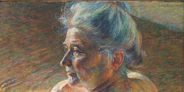Umberto Boccioni (1882-1916). Genio e Memoria