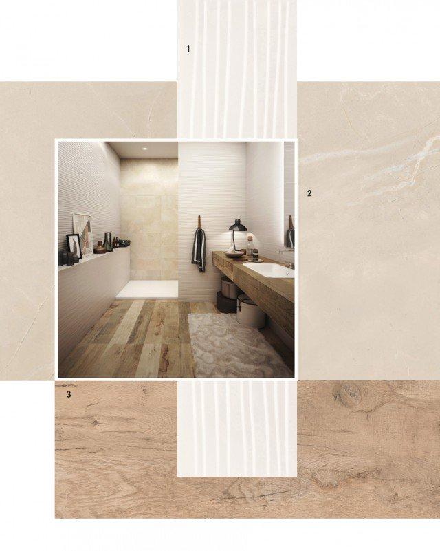 Piastrelle per il bagno 25 soluzioni e oltre 75 - Piastrellare un pavimento ...
