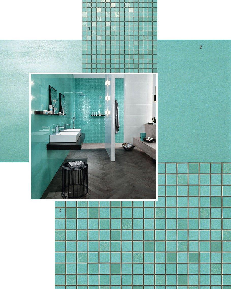 Piastrelle per il bagno 25 soluzioni e oltre 75 abbinamenti cose di casa for Prezzi mattonelle bagno