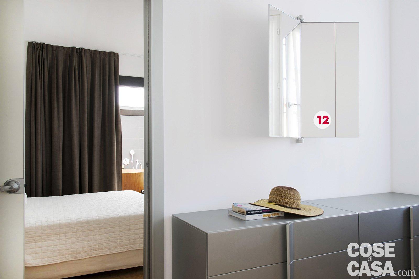 Cabine Armadio Con Finestra : Interni di 67 56 50 mq: elogio della semplicità cose di casa