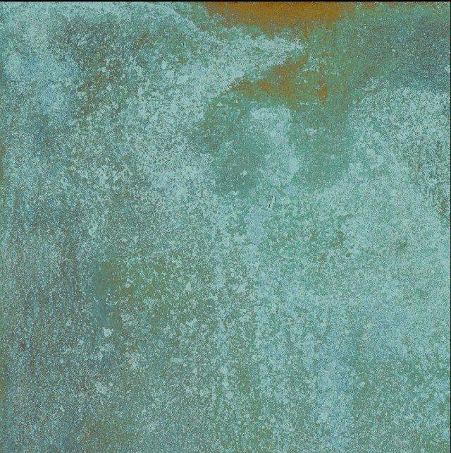 È in gres effetto metallescente la piastrella Trace di Caesar Ceramiche adatta per pavimenti e rivestimenti. In formato 60 x 60 cm al mq Iva esclusa costa 77,60 euro.