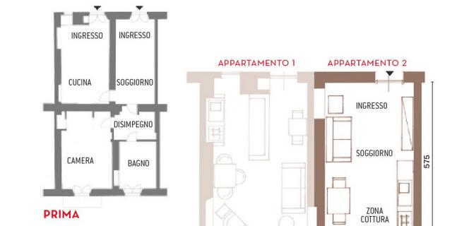 progetti case interventi sugli ambienti cose di casa