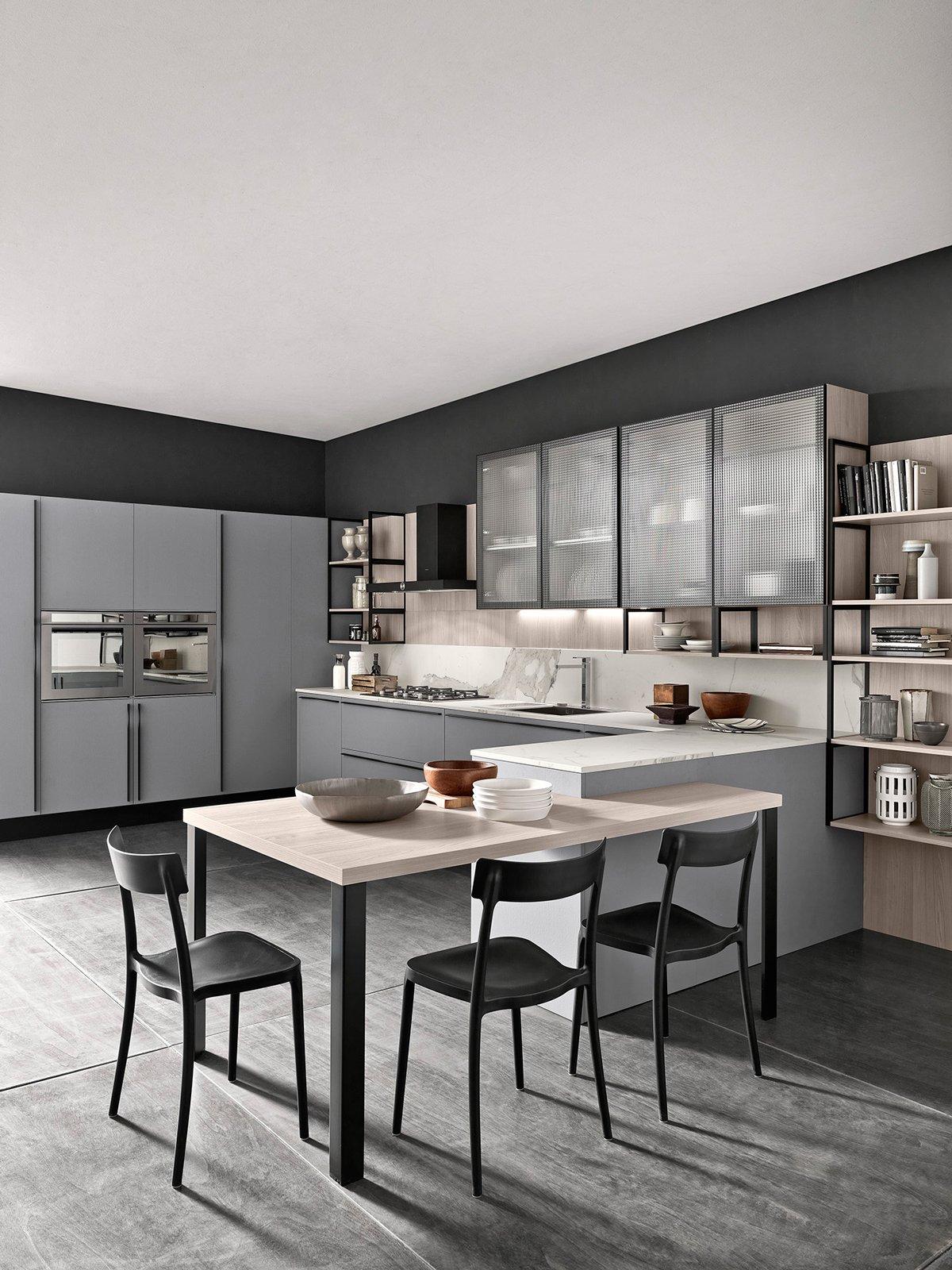 Cucine stile industriale top cucine in stile industriale for Cucina stile industriale