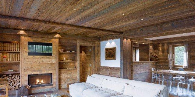 Casa vacanze idee e consigli cose di casa for Case rustiche interni pareti