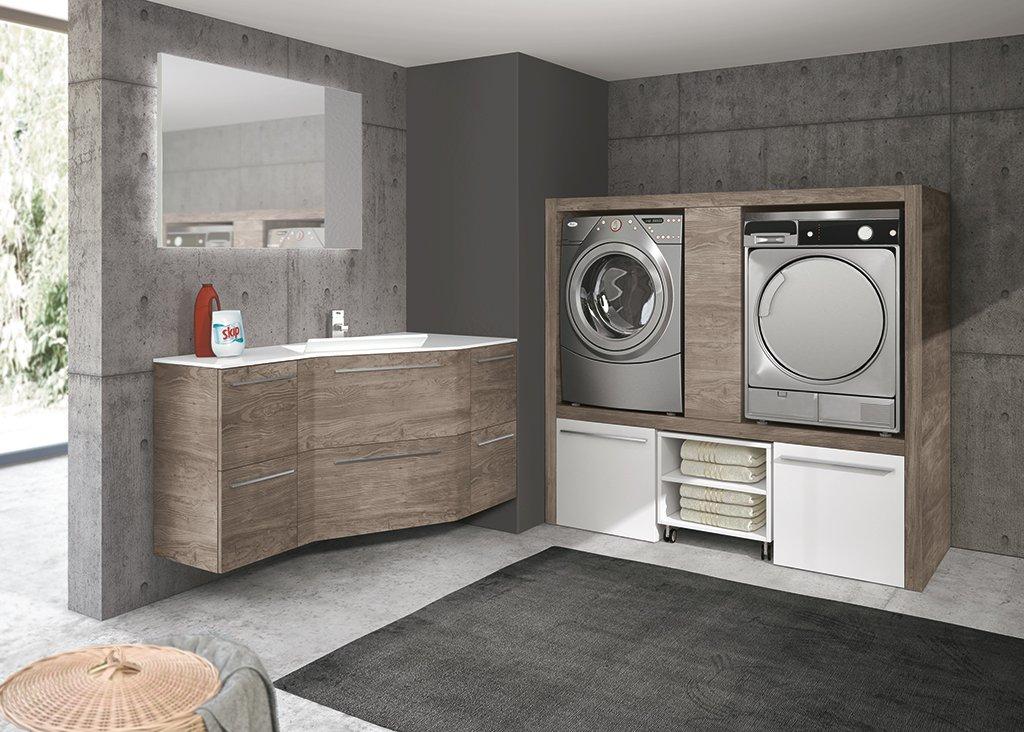 Cose di casa arredamento casa cucine camere bagno for Casa moderna bagni