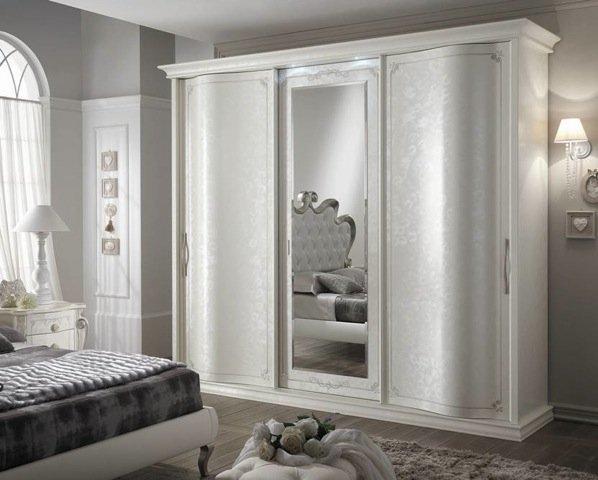 Camera Da Letto Romantica Bianca : Idee per arredare la camera da letto ikea
