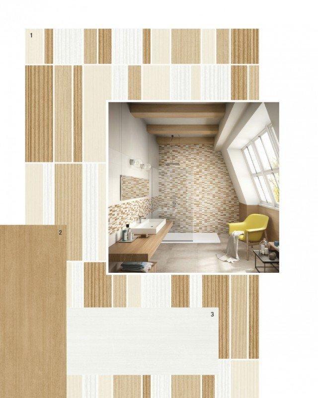 Piastrelle per il bagno 25 soluzioni e oltre 75 abbinamenti cose di casa - Piastrelle bagno iperceramica ...