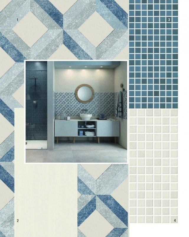 Piastrelle per il bagno 25 soluzioni e oltre 75 - Stuccare piastrelle bagno ...