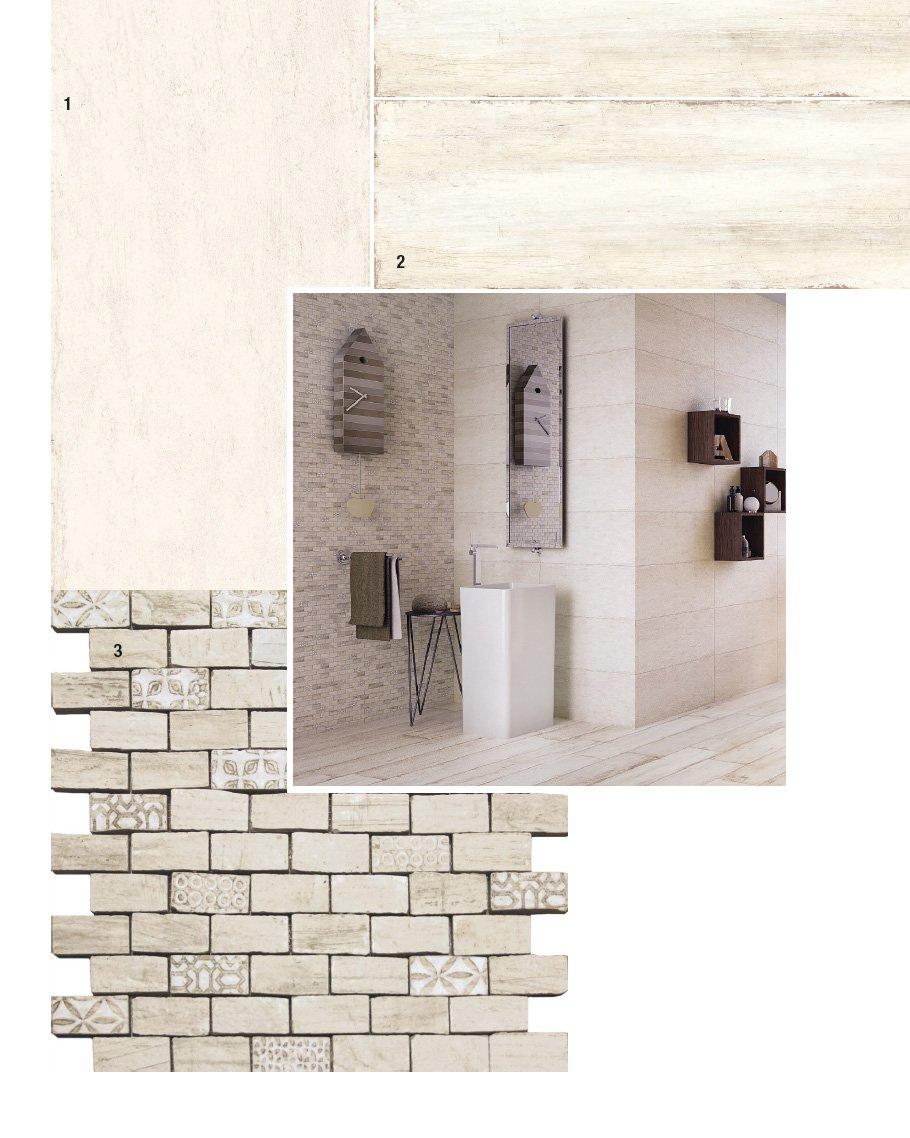 Piastrelle per il bagno 25 soluzioni e oltre 75 for Moderni minuscoli kit di case