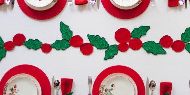 Dalla cucina al soggiorno: tante idee per la festa di Natale