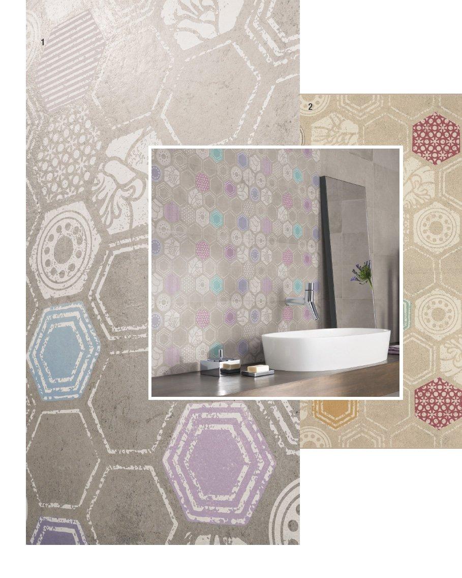 panaria ceramica serie urbanature cose di casa. Black Bedroom Furniture Sets. Home Design Ideas