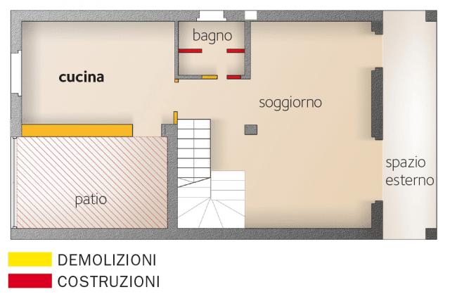Bagni Piccoli Progetti. Latest Progetto Bagno Bagni Progetti ...