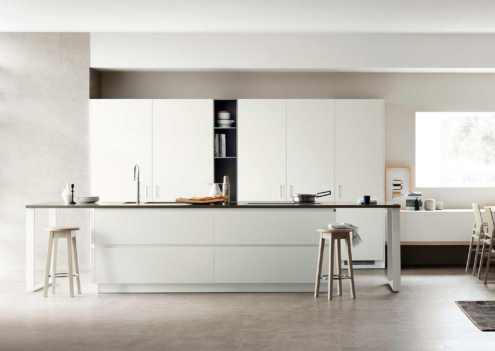 Progettare bene la cucina per aspiranti chef cose di casa - Disegnare una cucina componibile ...