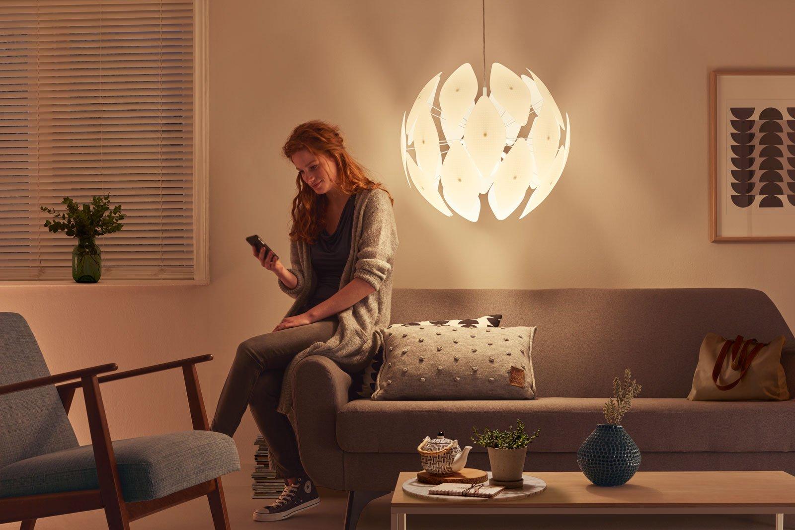 Lampade fascino vintage e spirito hi tech nelle nuove luci