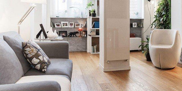 Progetti case 50mq piccole idee arredamento piantine for Soluzioni soggiorno