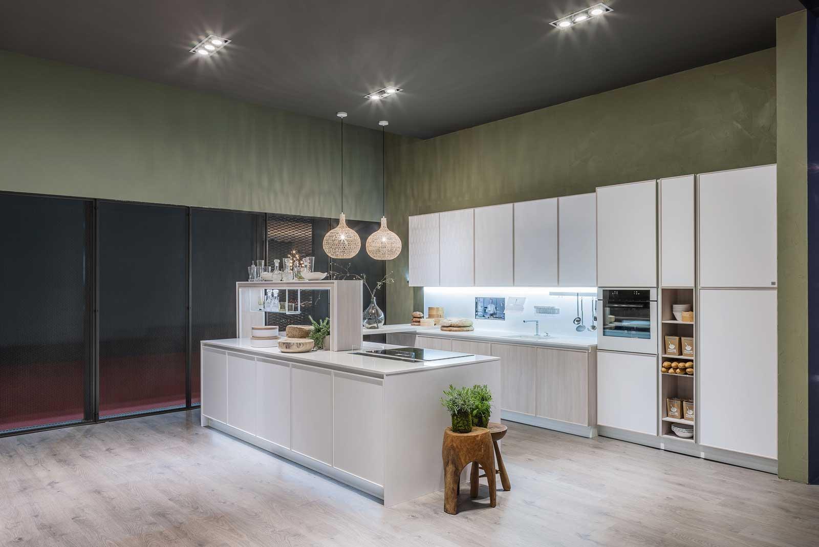 Stunning Progetto Cucina Ristorante Contemporary - Home Ideas ...