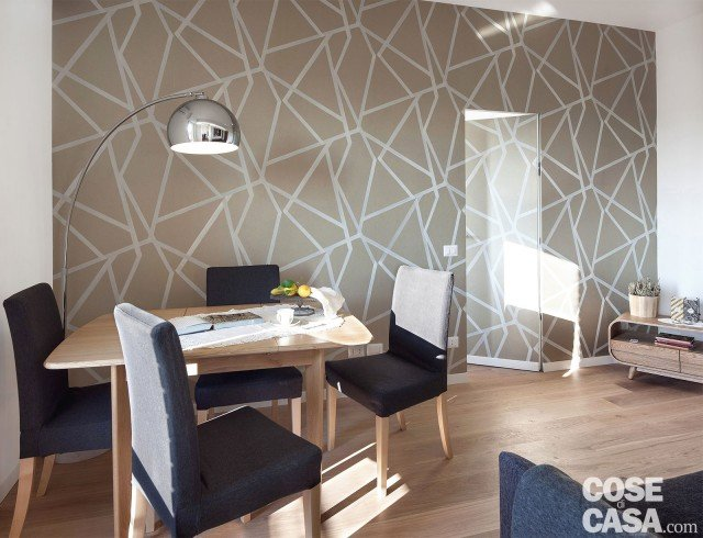 Bilocale di 40 mq casa mini comfort maxi cose di casa for Porta pranzo ikea