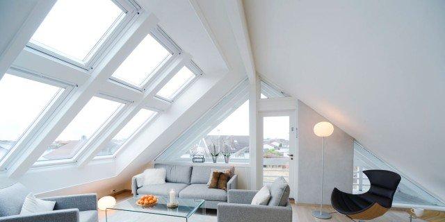 Sottotetto abitabile alzando il tetto e inserendovi le - Alzare tetto casa ...