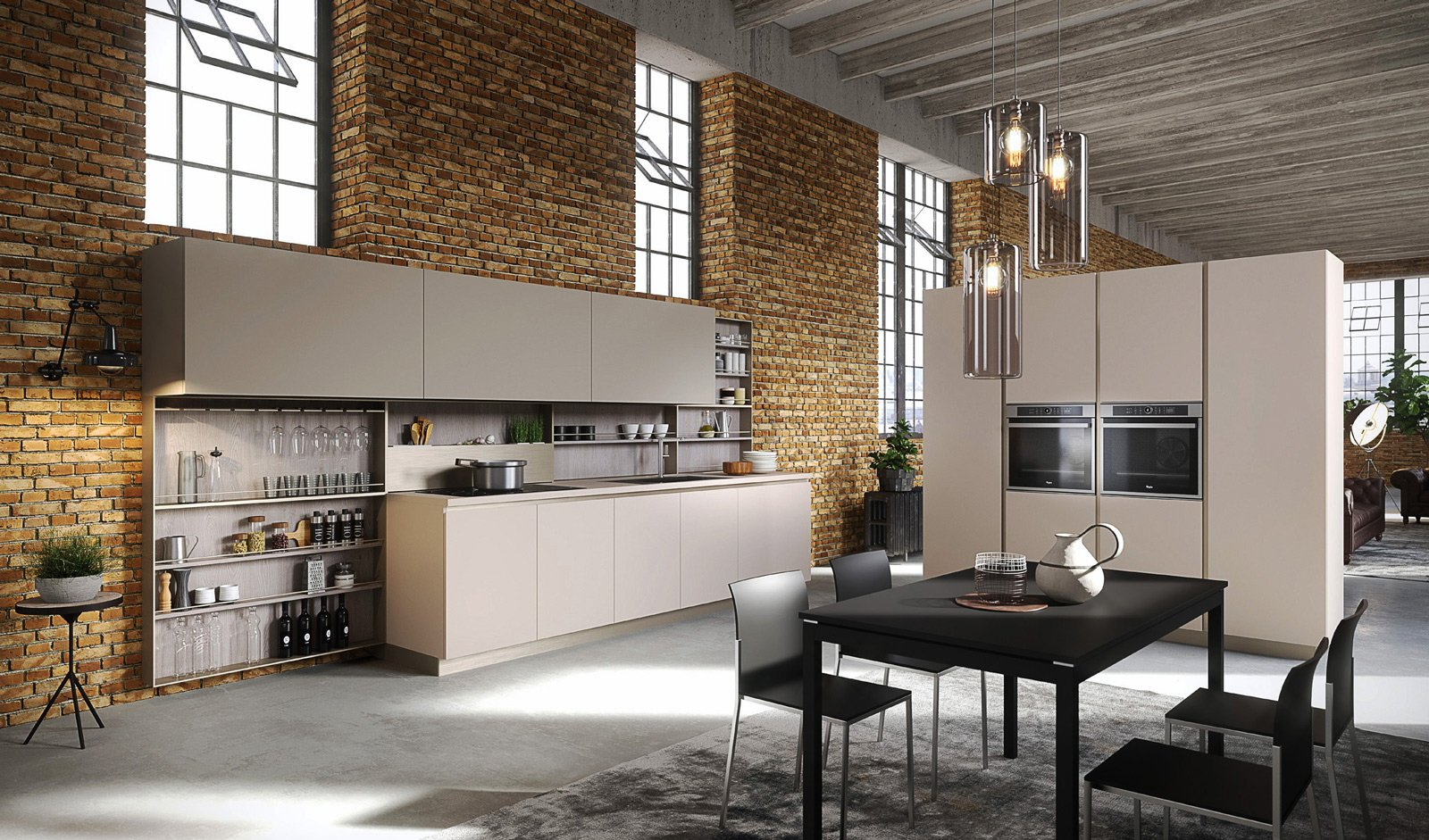 Separare La Cucina 9 Soluzioni Da Copiare Cose Di Casa