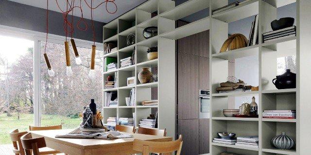 Separare la cucina: 9 soluzioni da copiare