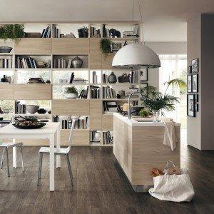 Separare la cucina: 9 soluzioni da copiare - Cose di Casa
