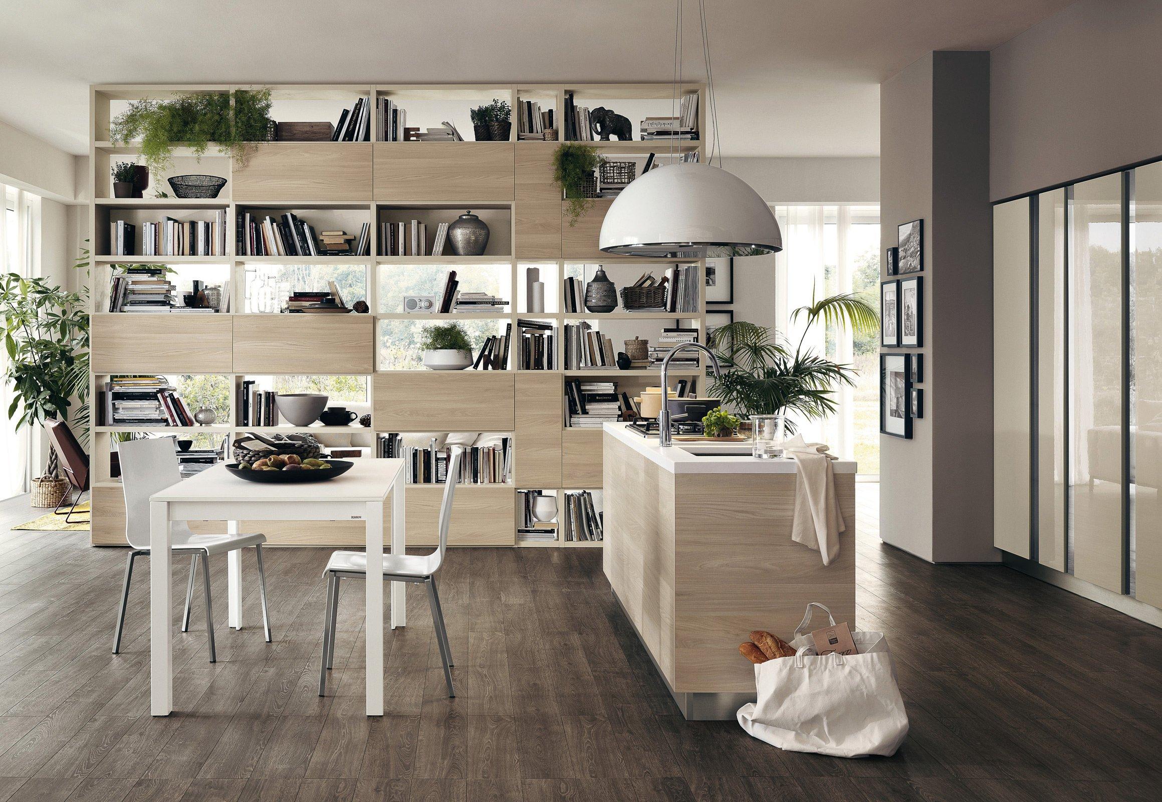 Come Dividere Sala E Cucina separare la cucina: 9 soluzioni da copiare - cose di casa