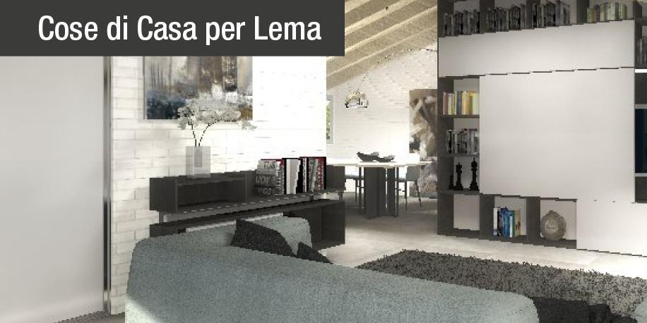 Arredare la mansarda progetto in 3d cose di casa for Arredare 3d