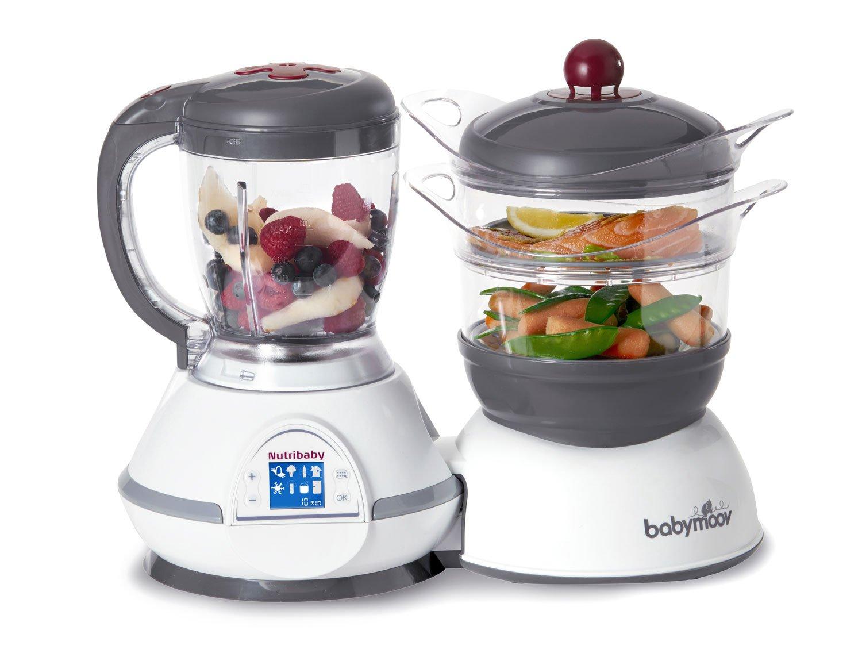 Mangiare sano i piccoli elettrodomestici per preparazioni - Robot cucina che cuoce ...