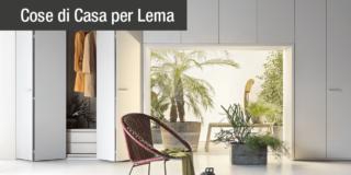 Dividere con i mobili: 5 soluzioni Lema