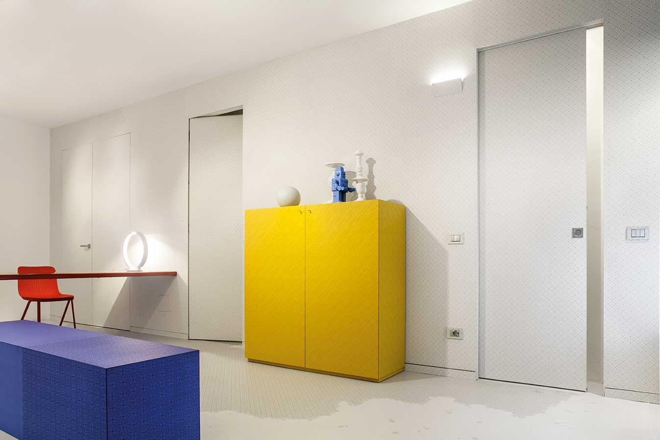 Decorazione e design per porte, pareti, mobili...   cose di casa