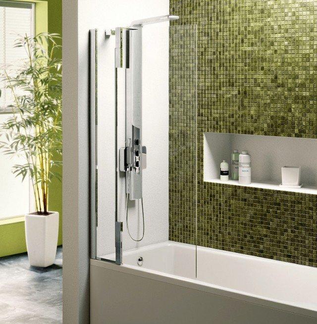 Parete Doccia Per Vasca Ideal Standard : Vasca e doccia insieme per risparmiare spazio cose di casa