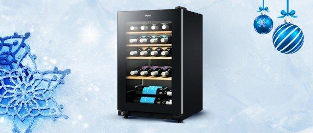 Haier WS30GA frigorifero vino