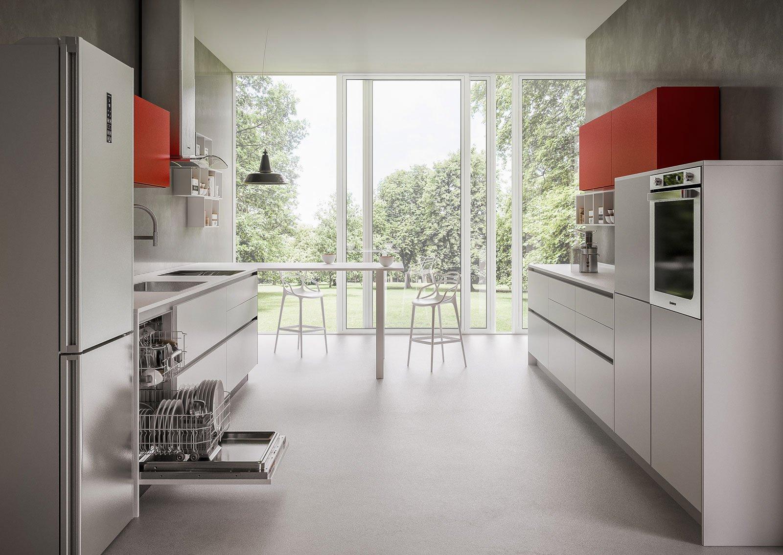 Gli Elettrodomestici Da Incasso : Smart home la casa diventa intelligente con gli