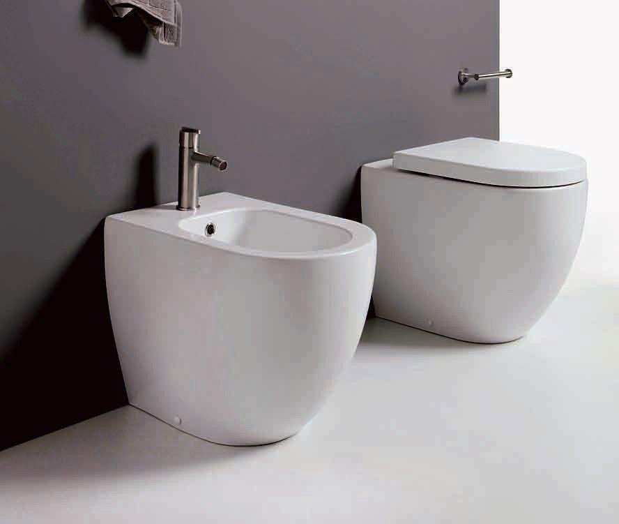 Sanitari scegliere water e bidet cose di casa - Tazza del bagno ...