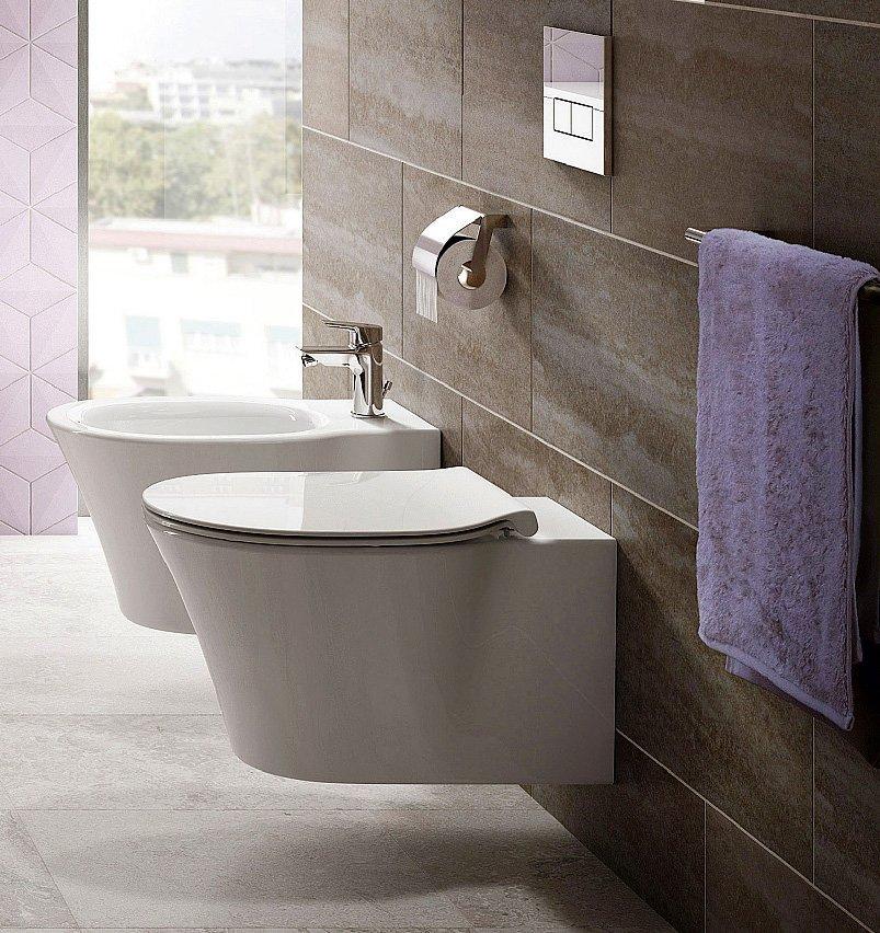 Sanitari scegliere water e bidet cose di casa - Rubinetti bagno ideal standard ...