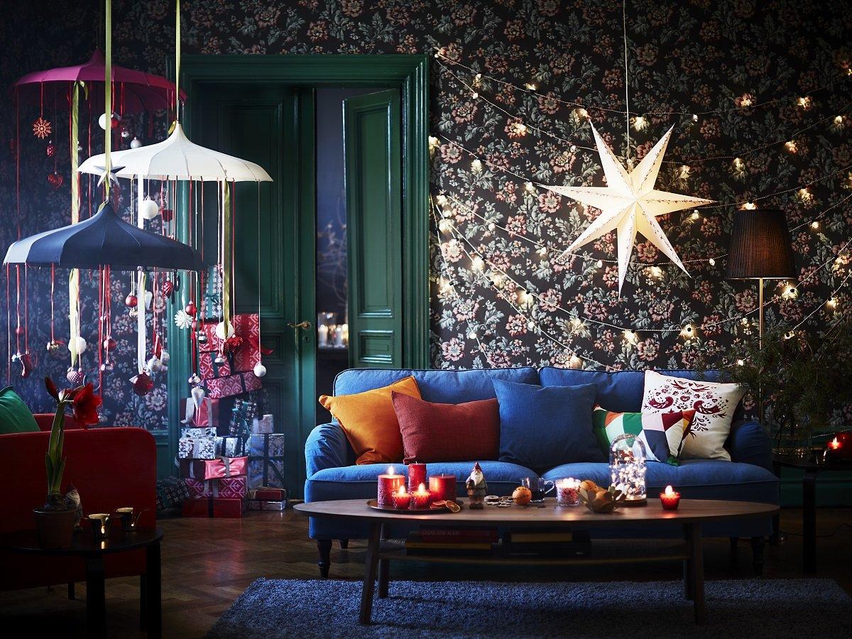 Ikea luci e addobbi per il natale cose di casa