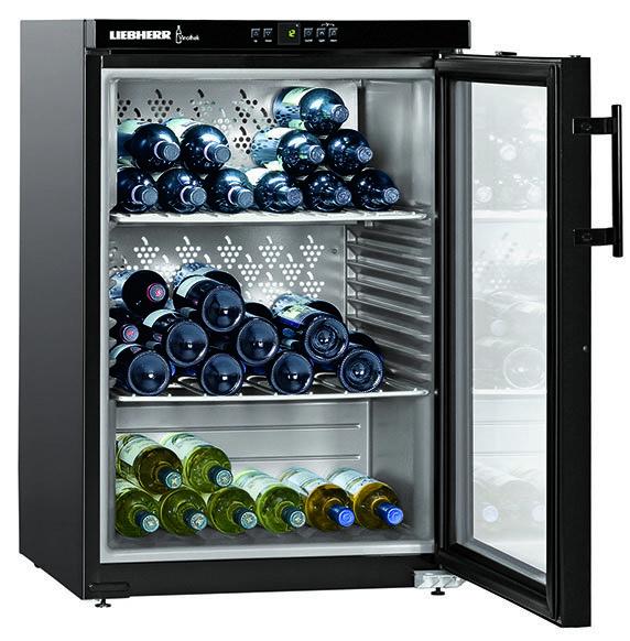 Liebher WKb1812-20_sd frigorifero vini