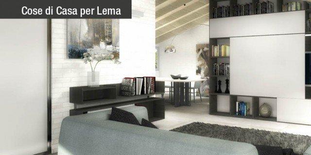 Lema arredamento casa mobili e collezioni for Arredare 3d