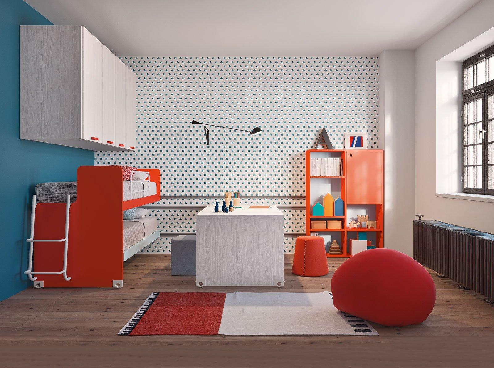 Letti A Mini Castello.Camerette Multifunzione Per Bambini E Ragazzi Cose Di Casa